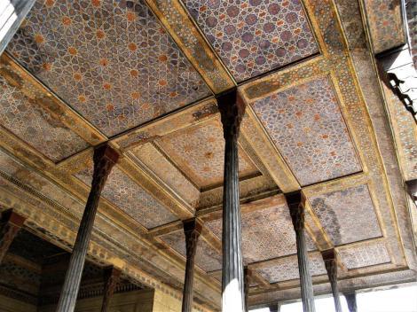 Isfahan: Vierzig Säulen-Palast (2007)