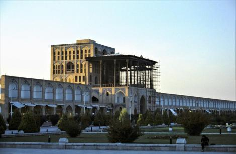 Torpalast in Isfahan