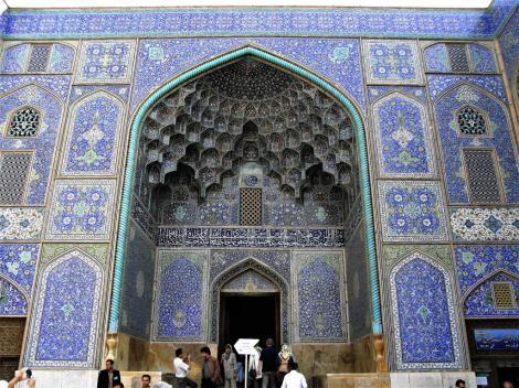 Lotfollah-Moschee in Isfahan