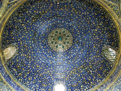 Imam-Moschee [früher Schah-Moschee] in Isfahan
