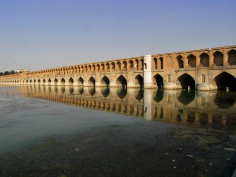 33 Bogen-Brücke in Isfahan