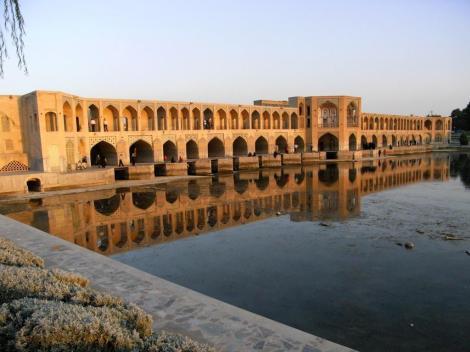 Khadju-Brücke Isfahan