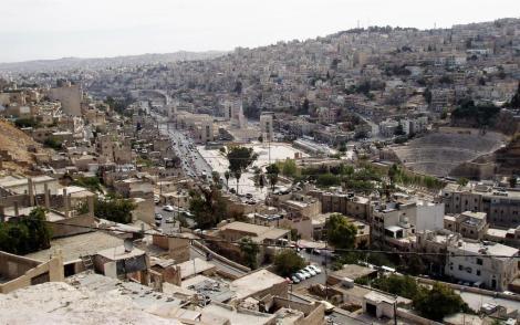Amman: Blick von der Zitadelle (2006)