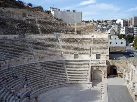 Amman: Römisches Theater (2006)