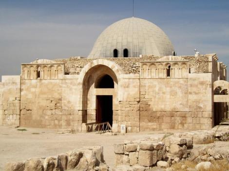 Amman: Zitadelle - Omaijadenpalast (2006)