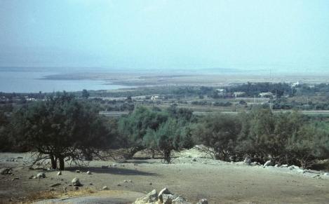 Totes Meer und Jordanmündung (2006)