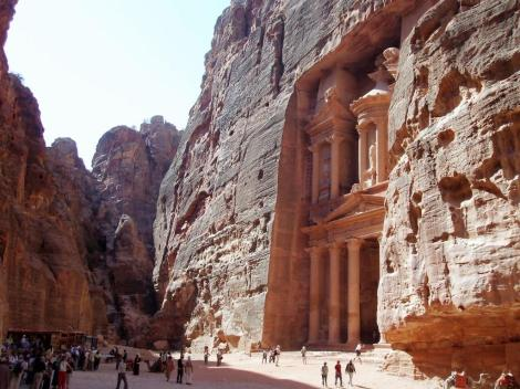 """Petra: """"Schatzhaus des Pharaos"""" (2006)"""