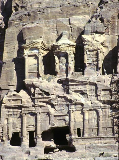 Petra: Königswand - Korinthisches Grab (2006)