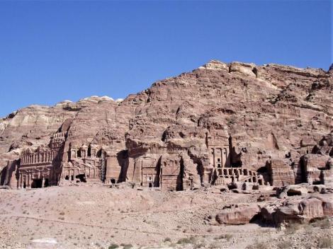 Petra: Königswand (2006)