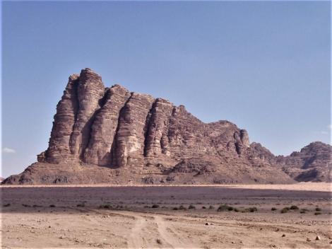 """Wadi Rum: """"Sieben Säulen der Weisheit"""" (2006)"""