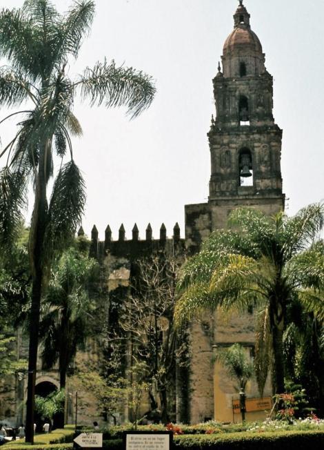 Cuernavaca: Kathedrale (1980)