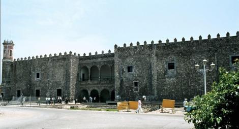 Cuernavaca: Cortez-Palast (1980)