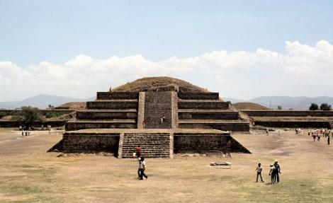 Teotihuacan: Zitadelle (1980)