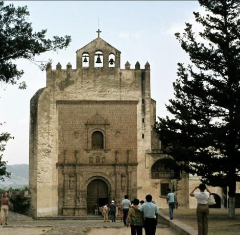 Kloster Acolman (1980)