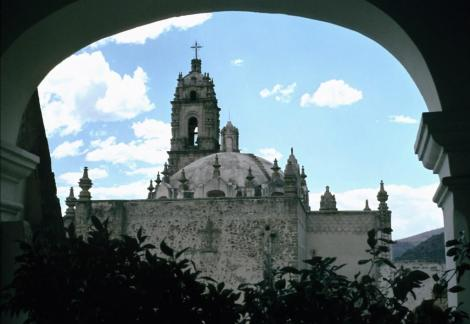 Tepotzotlan: Jesuitenkirche (1980)