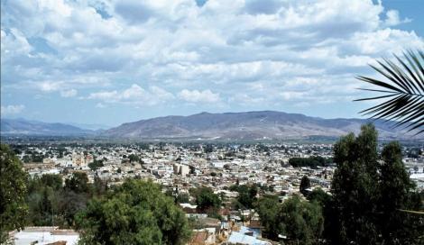 Blick auf Oaxaca (1980)