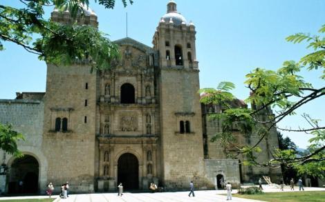 Oaxaca: Dominikanerkirche Santo Domingo (1980)