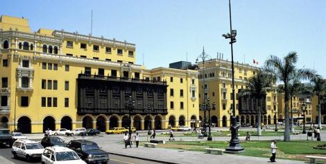 Lima: Plaza Mayor (2005)