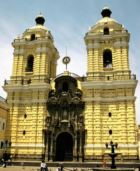 Lima: Franziskanerkirche (2005)