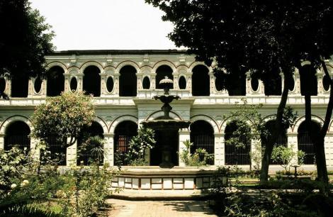 Lima: Franziskanerkloster - Kreuzgang (2005)