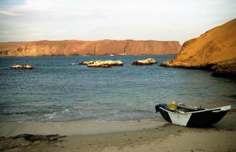 Halbinsel Paracas (2005)