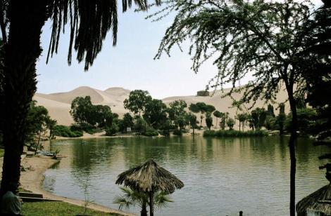Huacachina: Lagune (2005)