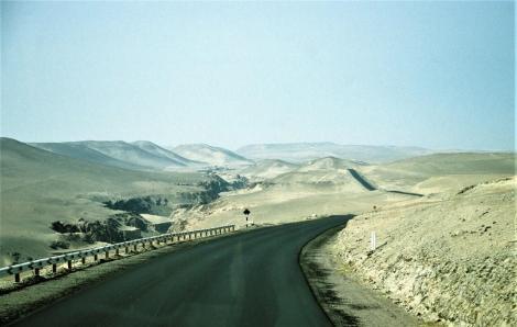 Landschaft südlich Nazca (2005)