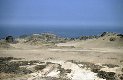 Küste südlich Nazca (2005)