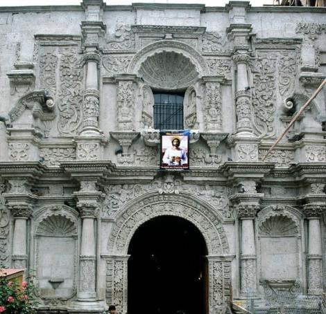 Arequipa: Kirche San Agustin (2005)