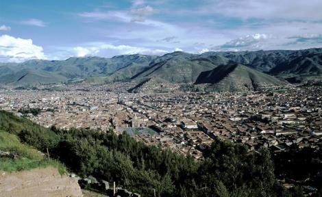 Blick auf Cuzco (2005)