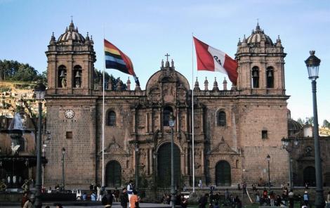 Cuzco: Kathedrale (2005)
