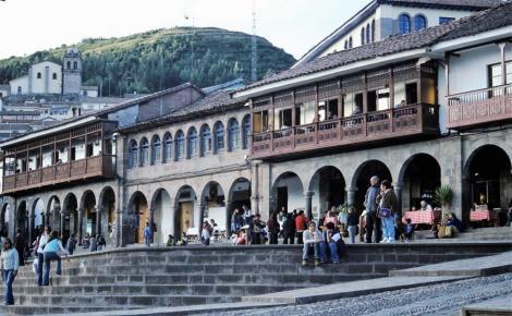 Cuzco: Plaza de Armas (2005)