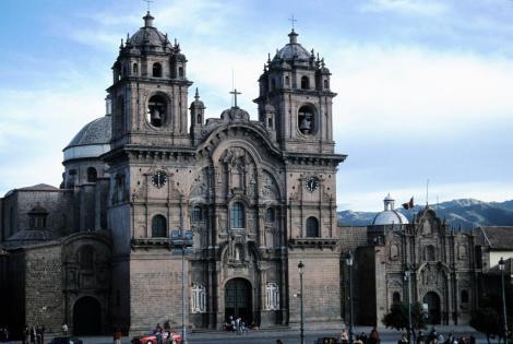 Cuzco: Jesuitenkirche La Compañia (2005)