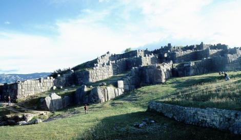 Cuzco: Inkafestung Saqsayhuaman (2005)