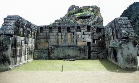 Machu Picchu: Haupttempel (2005)