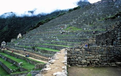 Machu Picchu: Terrassen (2005)