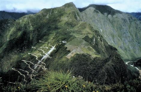 Machu Picchu: Blick in die Landschaft (2005)