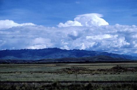 Altiplano nordwestlich vom Titicacasee (2005)