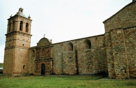 Pomata: Dominikanerkirche (2005)