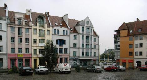 Neuer Markt Stettin