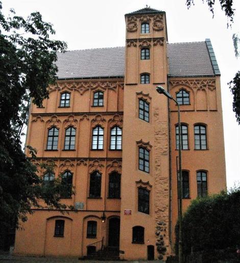 Loitzhaus Stettin