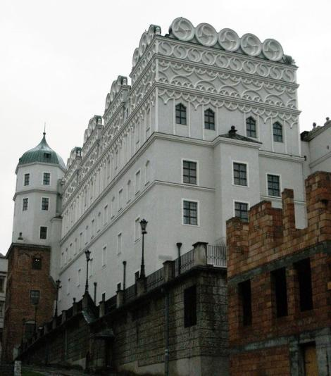 Schloss Stettin