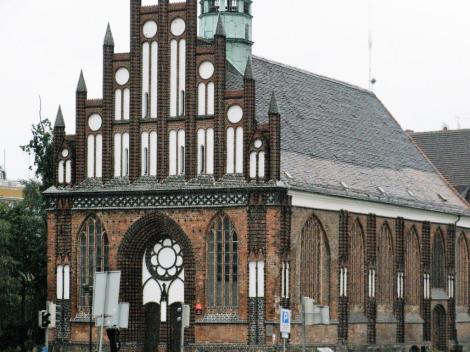 Peter und Paul-Kirche Stettin