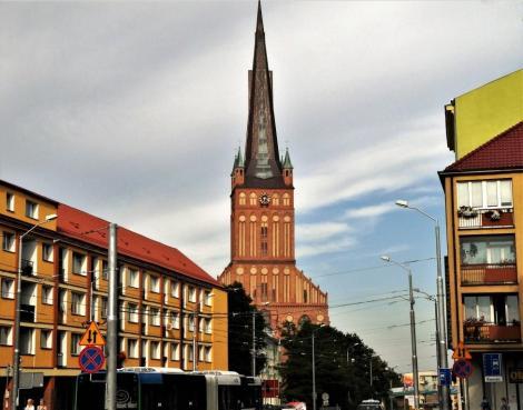 Jakobikirche in Stettin (2012)