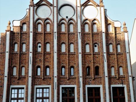 Stargard [poln. Stargard Szczecinski]: Gotisches Haus (2012)