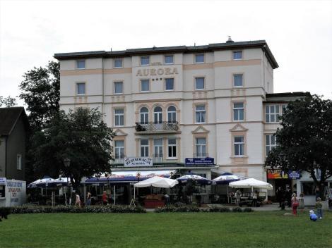 Misdroy [poln. Międzyzdroje]: Hotel (2007)