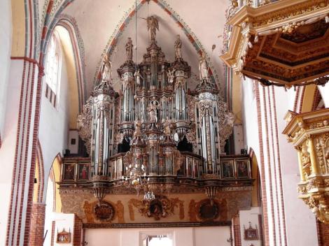 Cammin [poln. Kamien Pomorski]: Dom - Orgel (2012)