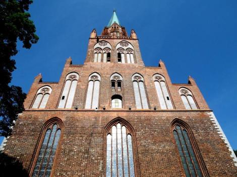 Treptow [poln. Trzebiatow]: Marienkirche (2012)