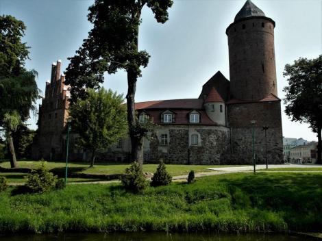 Schivelbein [poln. Swidwin]: Burg (2012)