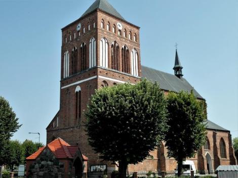 Schivelbein [poln. Swidwin]: Marienkirche (2012)
